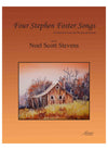 Stevens: Four Stephen Foster Songs for Woodwind Quintet and Baritone Voice