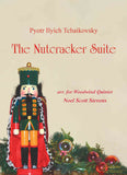 Tchaikovsky and Stevens: The Nutcracker Suite arr. for woodwind quintet