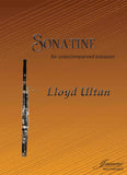 Ultan: Sonatine for Unaccompanied Bassoon