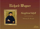 Wagner (Wright): Siegfried Idyll, arr. for clarinet choir