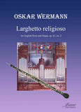Wermann: Larghetto religioso for English horn and organ