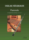 Wermann: Pastorale for English horn and organ