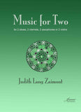 Zaimont: Music for Two (2 like treble instruments)