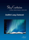 Zaimont: Sky Curtains for Flute, Clarinet, Bassoon, Viola and Cello