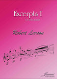 Larson: Excerpts I for Solo Clarinet