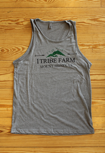 1Tribe Tank Top Masculine Cut