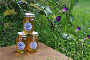 Wildflower Honey, Raw & Unfiltered