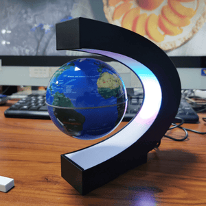 Anti Gravity Magnetic Floating Globe - Gadget Room