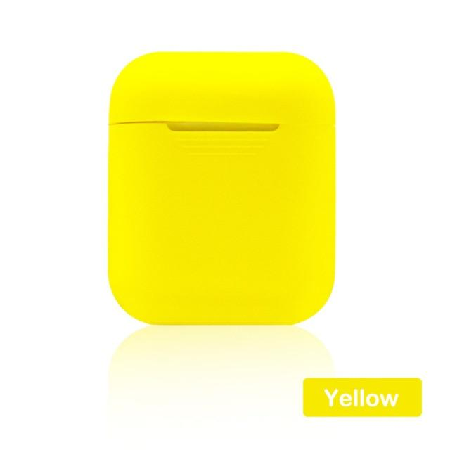 Silicone Skin Case for Airpods - Gadget Room