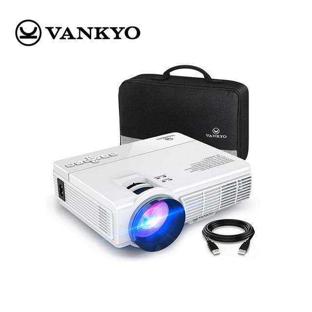 Leisure 470 - Mini Portable Projector - Gadget Room