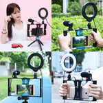 Puluz - 4 in 1 Smart Phone Video Broadcast Rig - Gadget Room