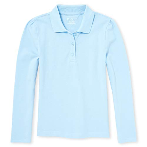 Girls Uniform Shirt - Blue