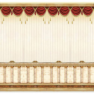 7.5 ft Tall Sukkah Tapestry