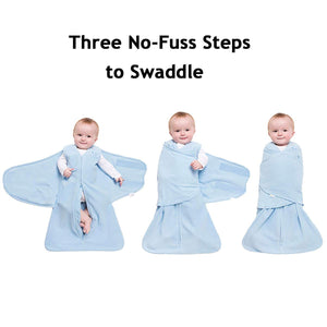 3-way Adjustable Swaddle
