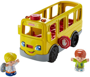 School Bus w/Lights & Sounds
