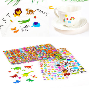 1300 Fun Stickers