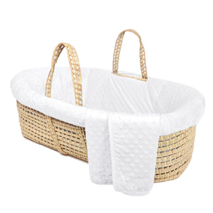 Moses Basket & Bedding Set