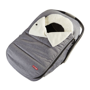 Plush Car Seat Cover