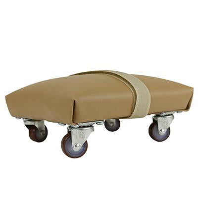 Exercise Skate - Foam Padded and Upholstered