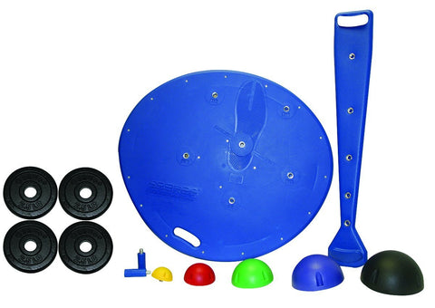 Multi-Axial Positioning System - Board, 5-Ball Set, 2 Weight Rods with Weights