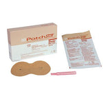 IontoPatch STAT, patch/Vial, 80mA-min, pack of 6