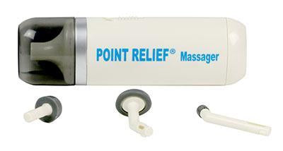 Point-Relief Mini-Massager with Accessories
