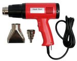 "CanDo Heat Gun Kit- includes heat gun, 3/8"" Air Concentrator, 3"" Air Spreader, case"