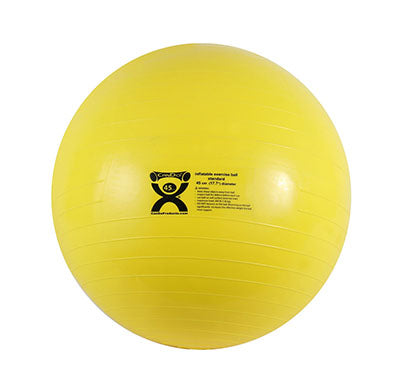 CanDo inflatable ABS ball