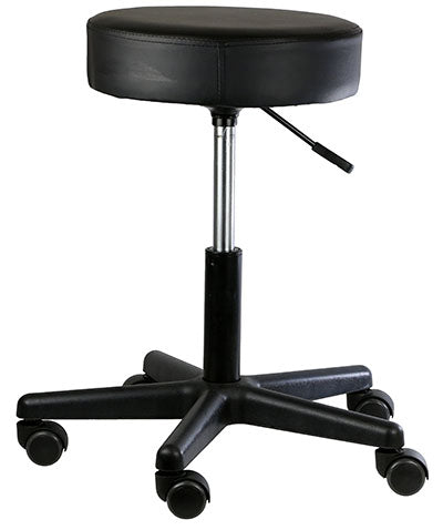 Pneumatic Mobile Stools without Back