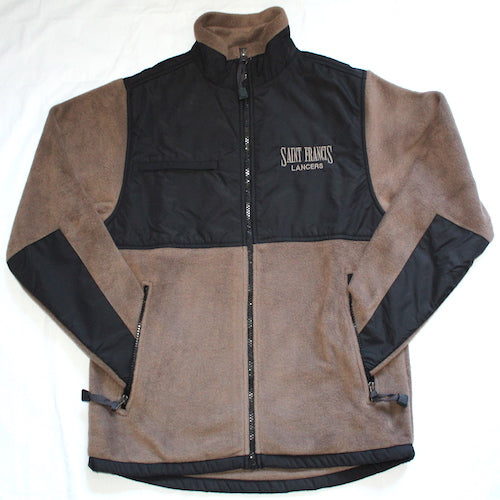 Tri Mountain Brown with Black Ladies Jacket