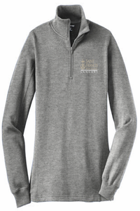 Sport-Tek Ladies 1/4 Zip Pullover