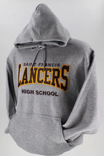 Load image into Gallery viewer, SAINT FRANCIS LANCERS Tackle Twill - Hooded Pullover