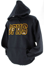 Load image into Gallery viewer, SFHS Tackle Twill - Hooded Pullover