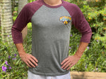 Three-Quarter Sleeve Baseball T-Shirt