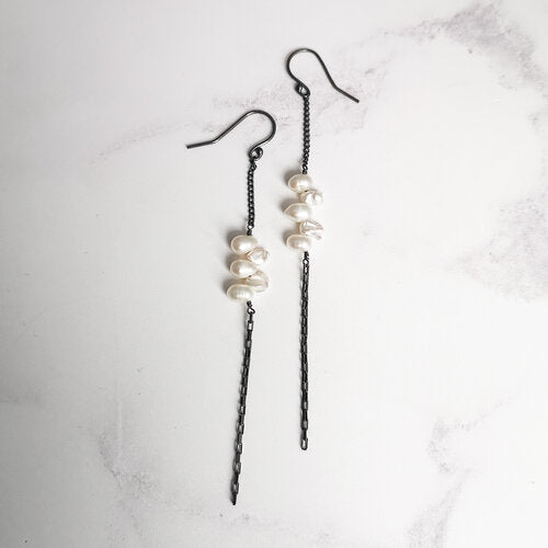 Pearl Earrings No.17 * Limited Edition *