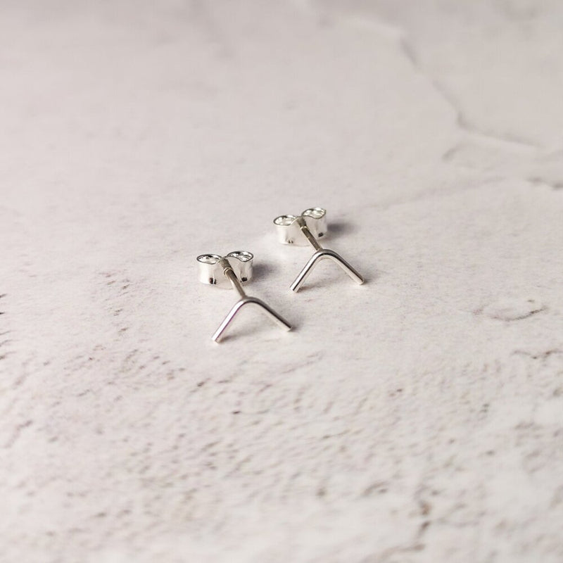Mismatched Silver Studs *Limited Edition*