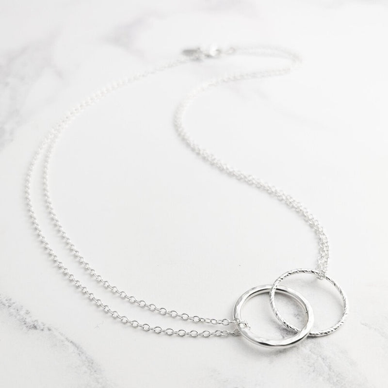 Interlocking Eternity Necklace * Limited Edition *