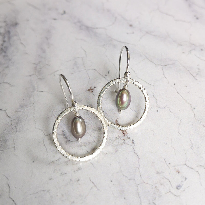 Pearl Earrings No.3 * Limited Edition *