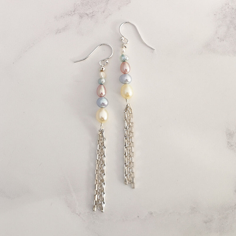 Pearl Earrings No.14 * Limited Edition *