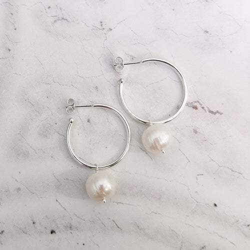Pearl Earrings No.16 * Limited Edition *