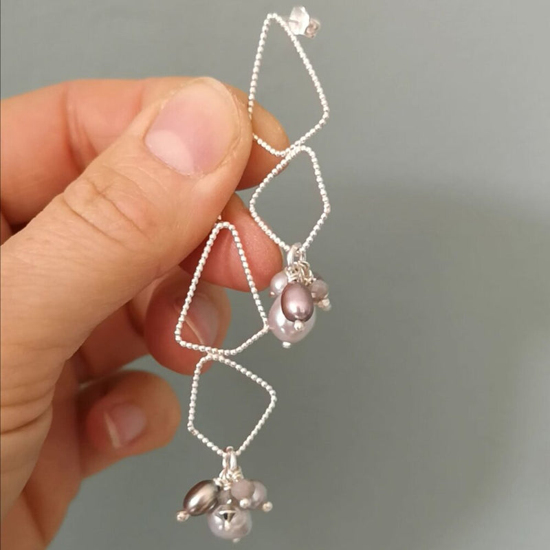 Pearl Earrings No.23 * Limited Edition *
