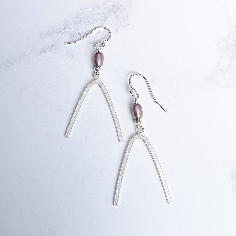 Pearl Earrings No.13 * Limited Edition *