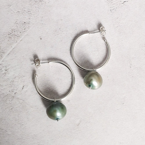 Pearl Earrings No.20 * Limited Edition *