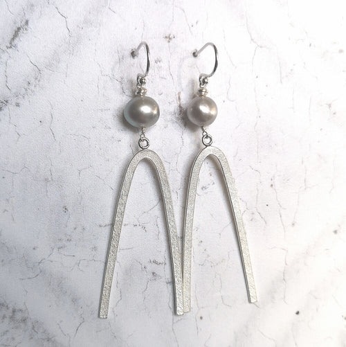 Pearl Earrings No.1 * Limited Edition *