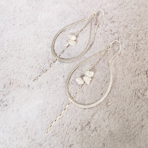 Pearl Earrings No.4 * Limited Edition *