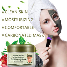 Load image into Gallery viewer, 🔥 Buy 1 Free 1 🔥 - TED™ Carbonated Bubble Clay Mask