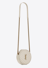 Load image into Gallery viewer, YSL. Vinyle Round Camera Bag