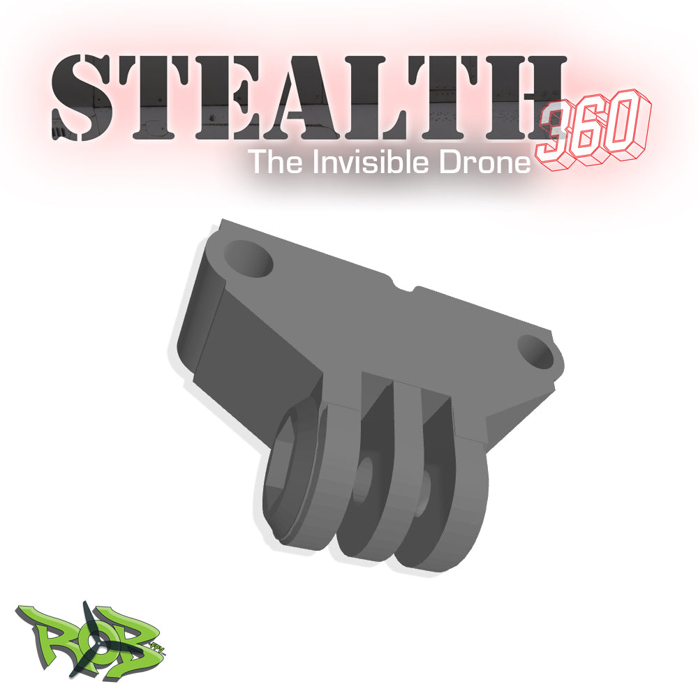 Stealth360 Camera Mount STL download