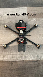 "Custom built 5"" Stealth 360 Invisible Drone"