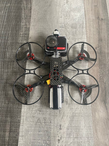 "Stealth Whoop 360 4"" Invisible Drone Frame Kit"